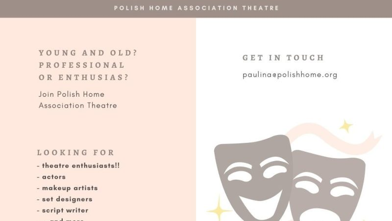 New Polish Theatre Group in Seattle