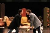 Connor Toms as Jack and Quinn Franzen as Algernon.