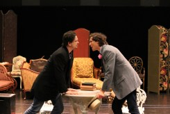 Connor Toms as Jack and Quinn Franzen as Algernon.