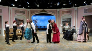 "Short Shakes ""Earnest"" – Youth Performances"