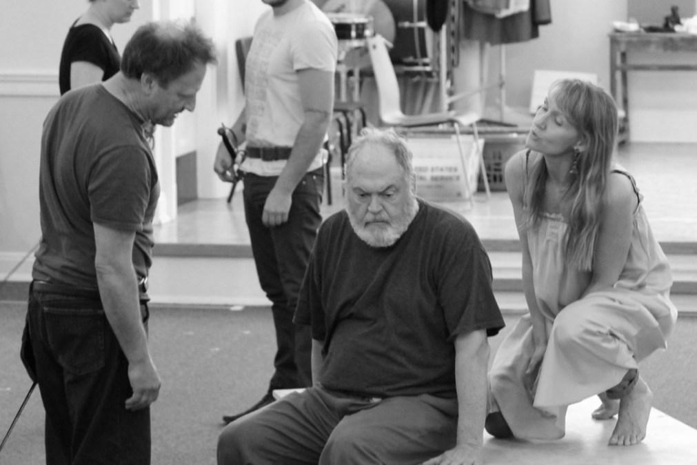 Gordon Carpenter, Michael Winters, and Debra Pralle