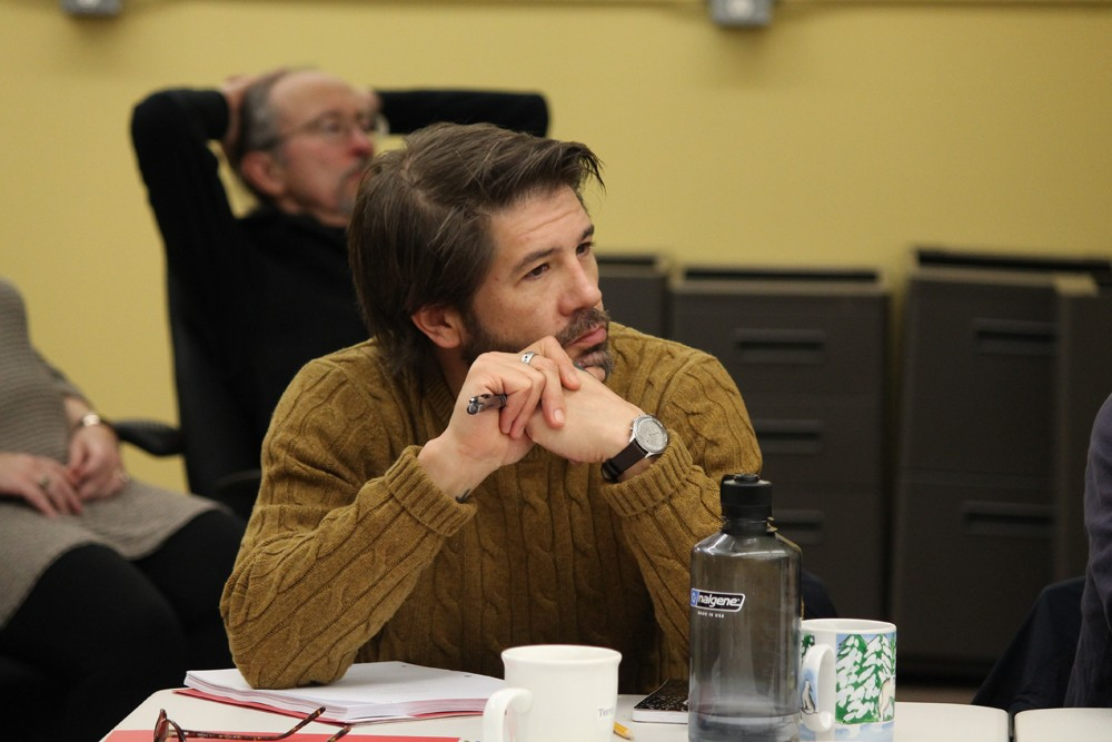 Measure for Measure First Rehearsal - Seattle Shakespeare Company
