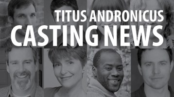 Casting News: Titus Andronicus