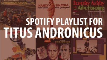 Spotify Playlist: Titus Andronicus