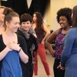Medea Rehearsal