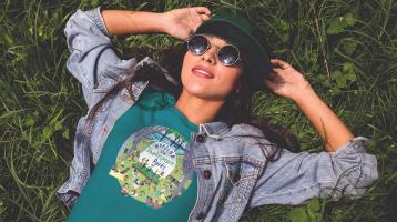 Wooden O 2017 T-shirt