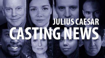 Casting News: Julius Caesar