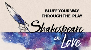 Bluff Your Way Through the Play: Shakespeare In Love