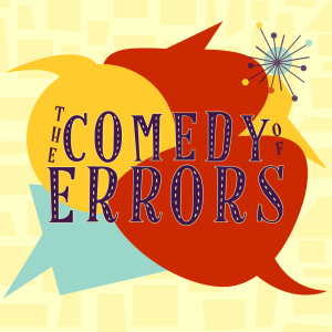 The Comedy of Errors graphic