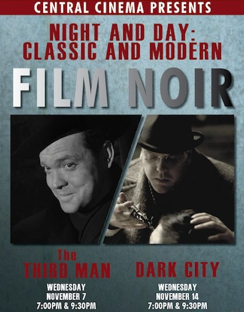 Night and Day Film Noir Series Month Four: Carol Reed's The Third Man
