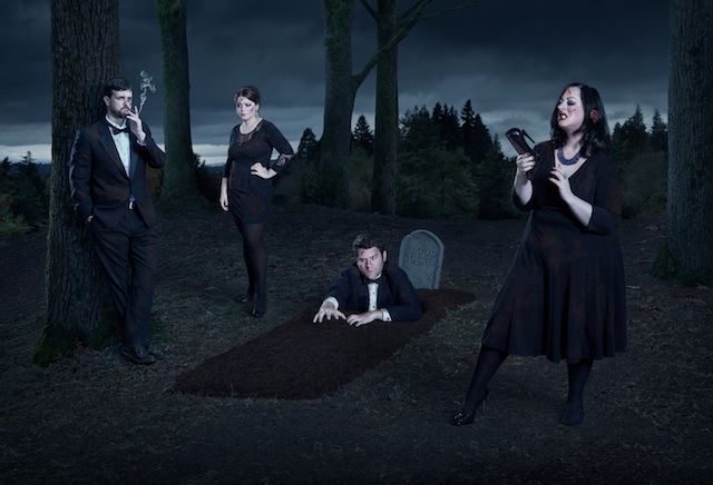 Blood Squad, photo courtesy of SFIT