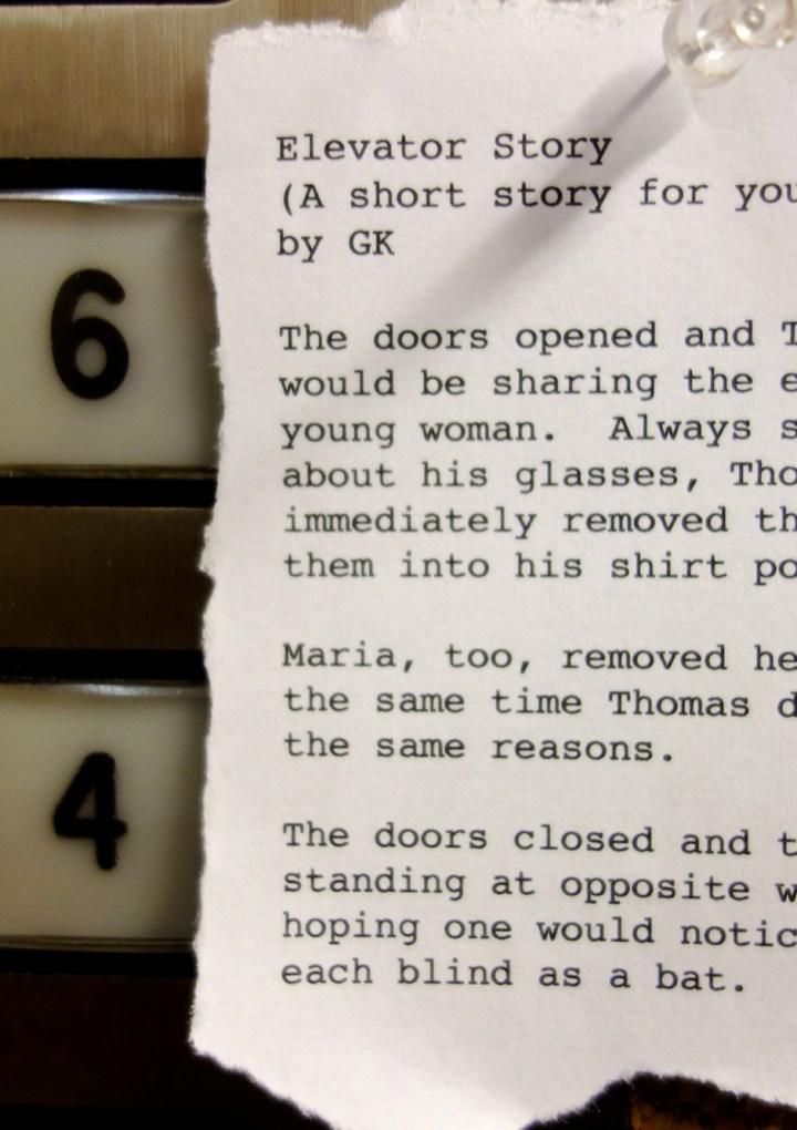 Elevator Story