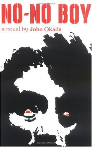 The cover for John Okada's novel