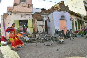 Jaipur. Photo by Jaymis Loveday.