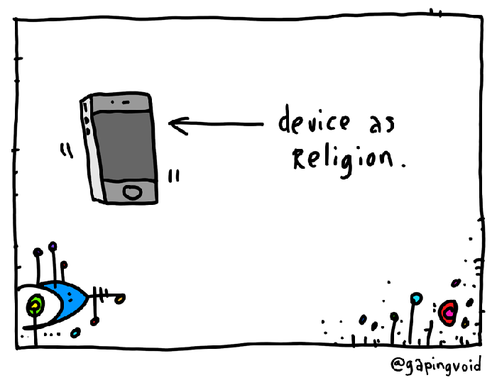 device_as_religion