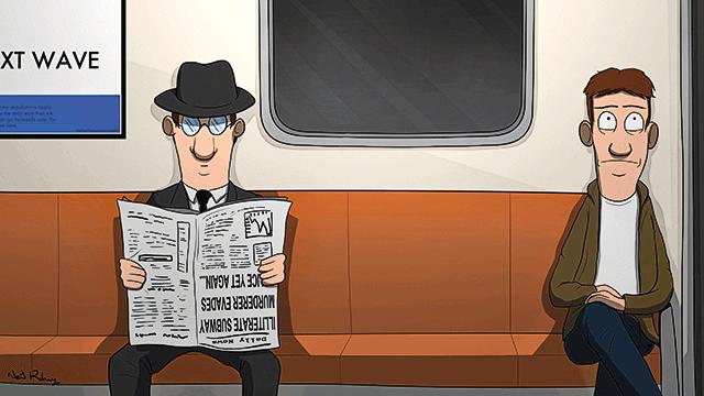 Subway-bandit