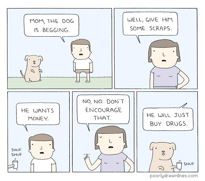 begging1