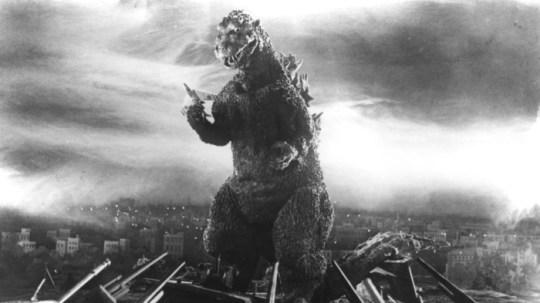 """""""Godzilla...will live."""""""