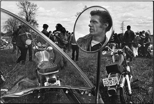 From The Bikeriders.Copyright © Danny Lyon.