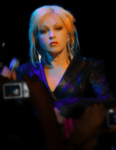 A surprisingly soft portrait of Cyndi Lauper. Photo Credit: Lucas Jork. Licensed CC-BY-SA.