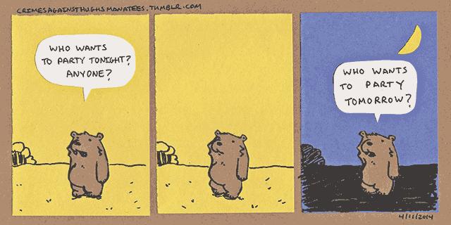 hughs-manatees-party