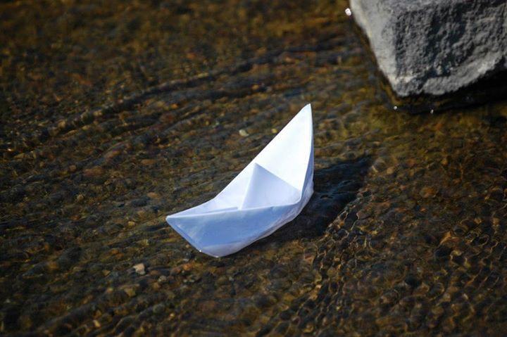 Katie Miller's 1000 Paper Boats