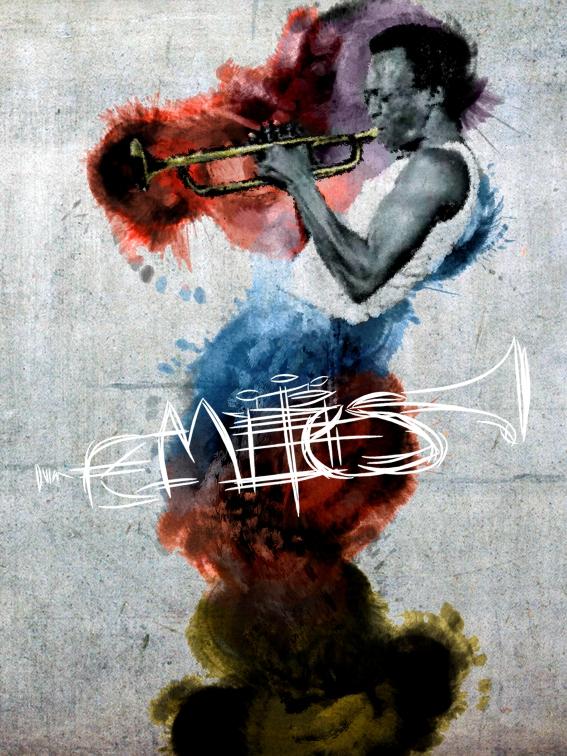 Miles Poster Portfolio