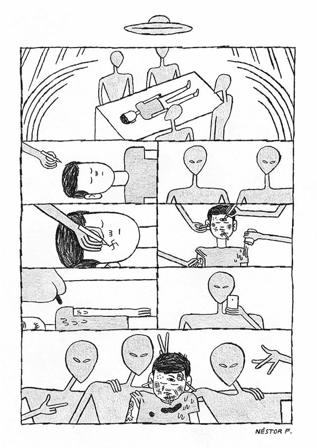 nestorf-alien-selfie