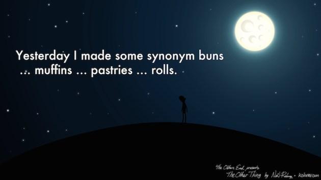 synonym-buns