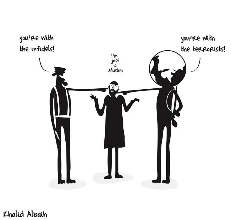 khartoon-pointing