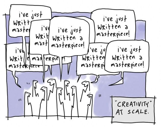 gapingvoid-creativityatscale