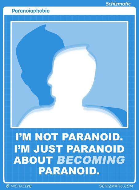 schizmatic-paranoid