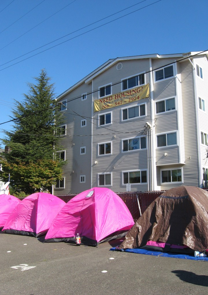 Tent Cities: Can We Do Better?