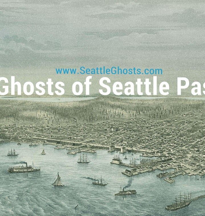 An Interview with Jaimee Garbacik, Curator of Ghosts of Seattle Past Project