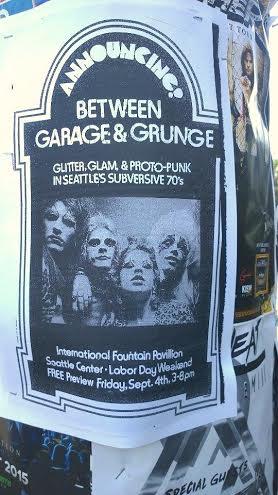 Between Punk & Grunge, a Narrative