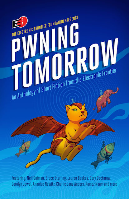 Weekly E-book: Pwning Tomorrow