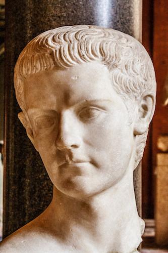 Dinner with Caligula