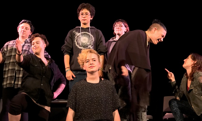 Trans Youth Use Theater to Raise Awareness and Change Policy
