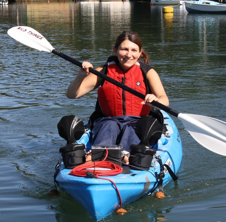 Citizen Science: Sonic Kayaks Capture Underwater Sounds and Create Experimental Music
