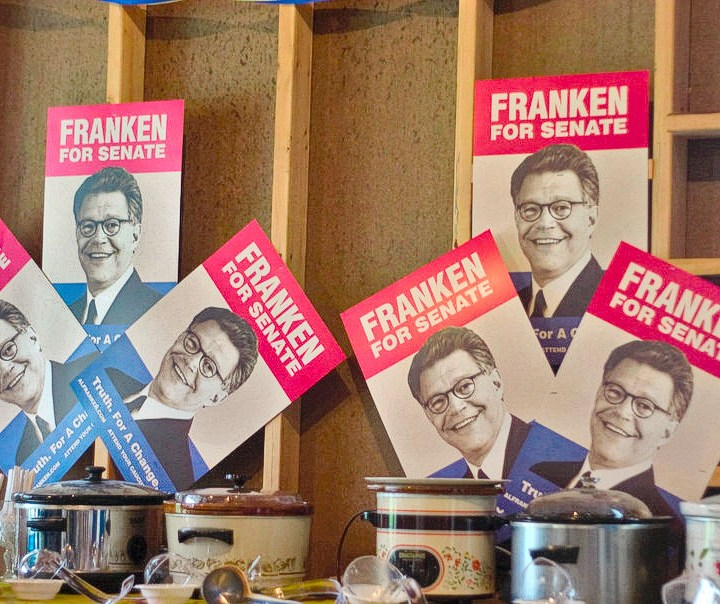 Where Are You, Al Franken?