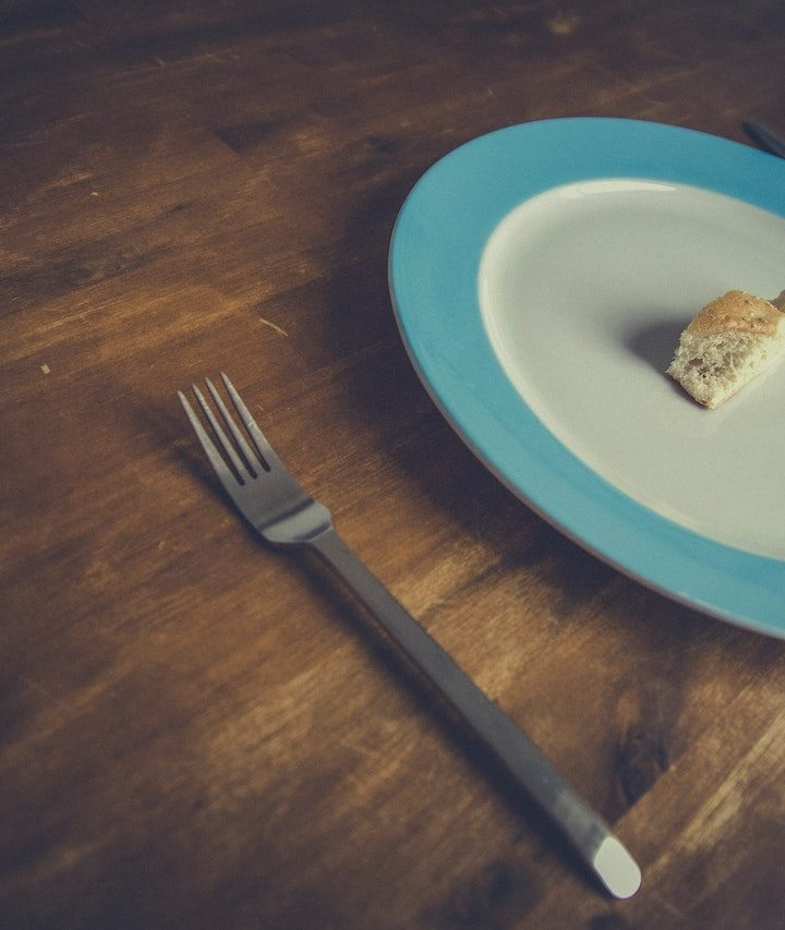 "For Many College Students, Hunger Can ""Make It Hard To Focus In Class"""