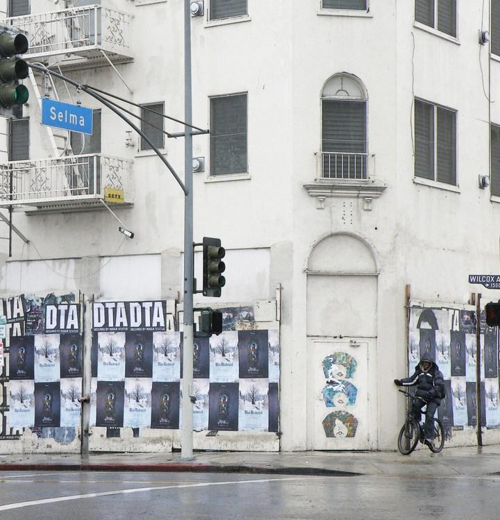 Wilcox/Hollywood Pantoum