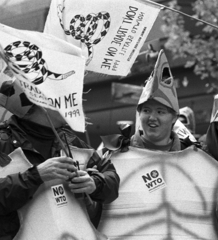 The WTO: 20 Years After The Battle of Seattle