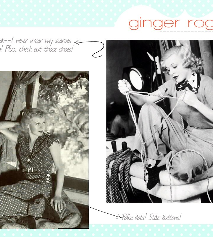 How I Met Ginger Rogers