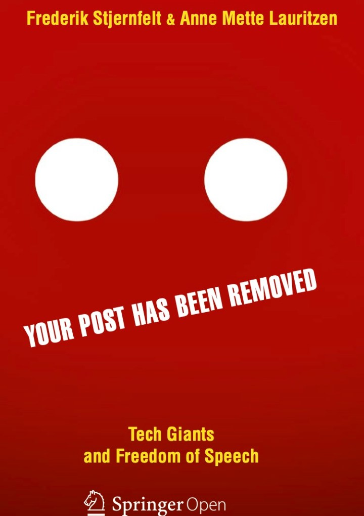 Free Thing of the Week: Your Post Has Been Removed