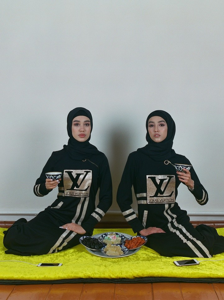 Uzbekistan as Creative Chaos: A Photographer's Interpretation of His Nation's Search for Identity