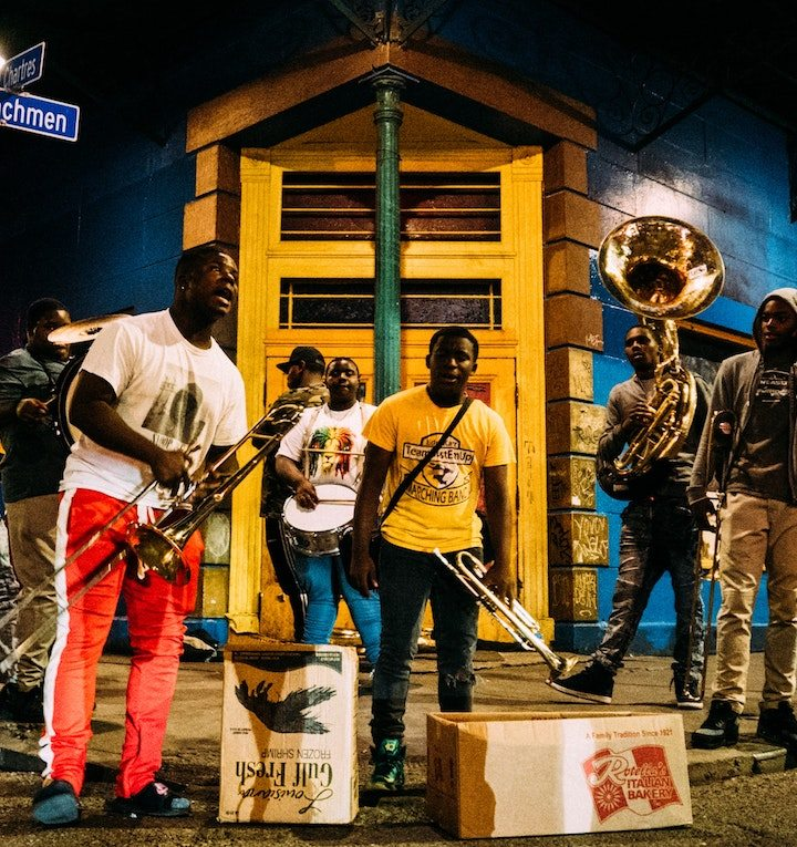 Free Thing of the Week: Seattle Star Creative Commons Jazz Mixtape #4