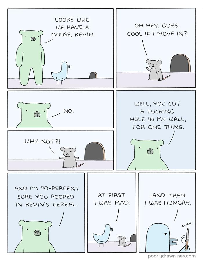 mouseproblem