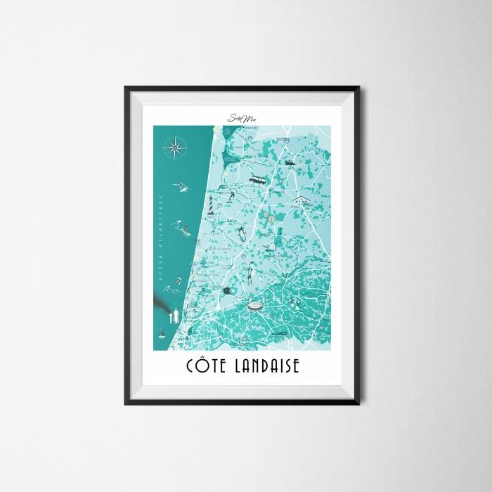 map-cote-landaise