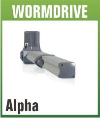 Alpha Electro-Mechanical Swing Gate Opener